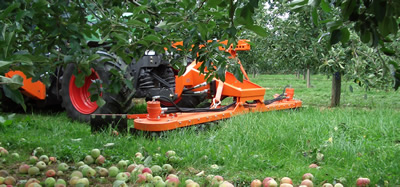 Tuthill Apple Harvesting Machinery