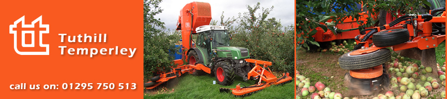 Tuthill Temperley Apple Harvesting Equipment
